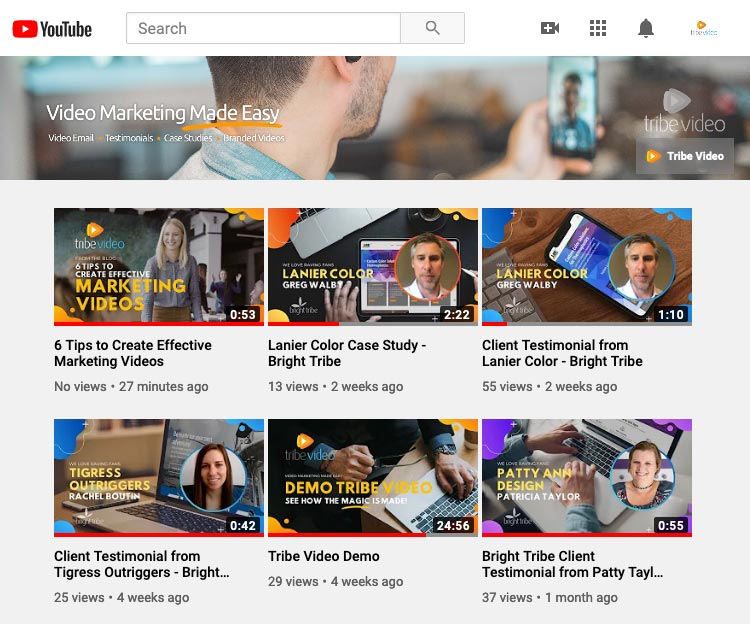 YouTube Thumbnail Preview Images